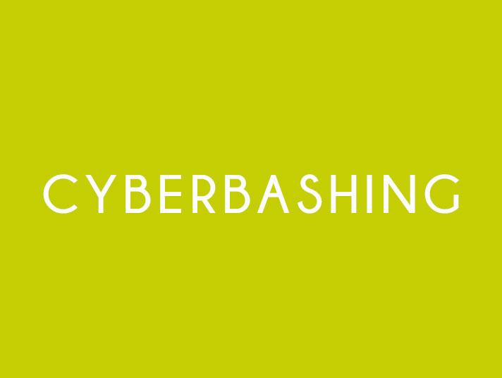 Definizione di cyberbashing